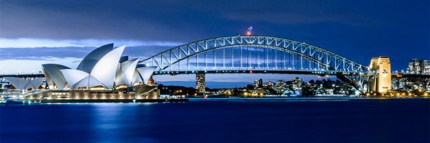 Sydney, Austrailia's harbour Credit: Pablo Fernandez/Flickr/Creative Commons