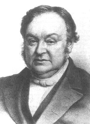 Johann Blumhardt Credit: Wikipedia
