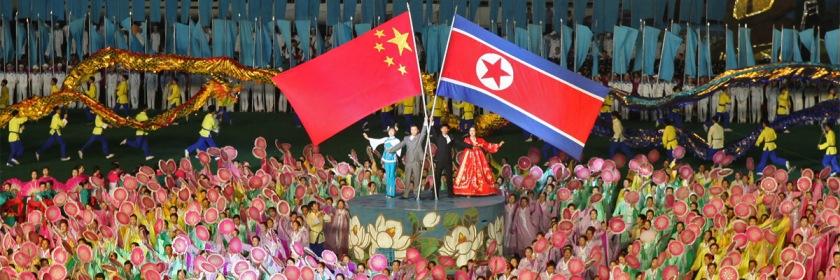 The people of North Korea need a real reason to celebrate. Credit: Roman Harak/Wikipedia