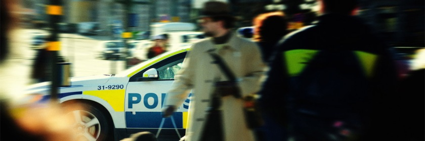 Police car in Stockholm, Sweden Credit: Armando G Alonso/Flickr/Creative Commons