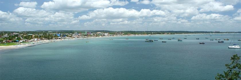 Tirncomalee Bay, Sri Lanka Credit: Kondephy/Wikipedia
