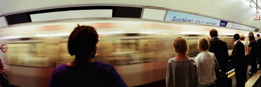 London, England subway Credit: Nige Harris/Flickr/Creative Commons