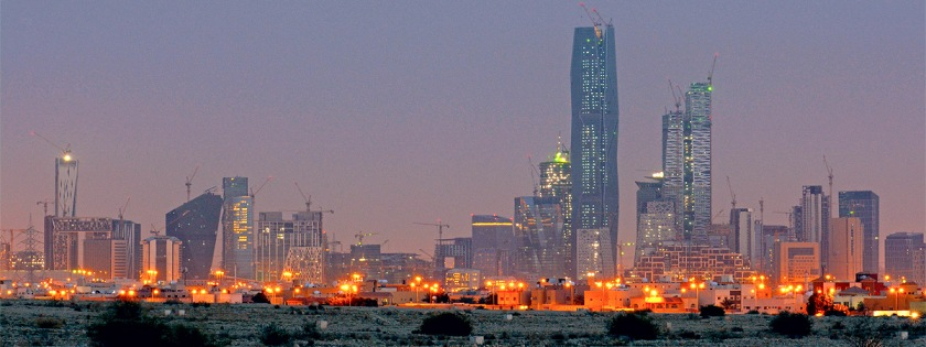 Riyadh City, Saudia Arabia. Credit: B.alotaby/Wikipedia