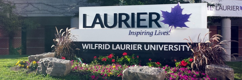 Wilfred Laurier University, Waterloo, Ontario, Canada Credit: GatorEG/Wikipedia