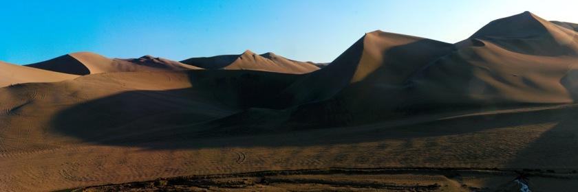 Chehura desert in Peru Credit: Alma Apatrida/Flickr/Creative Commons
