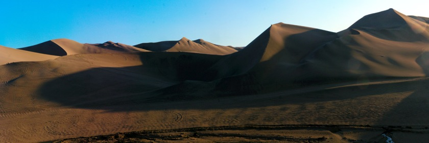 Chehura desert in Peru Credit: Alma Apatrida/Flickr/Creative Commons