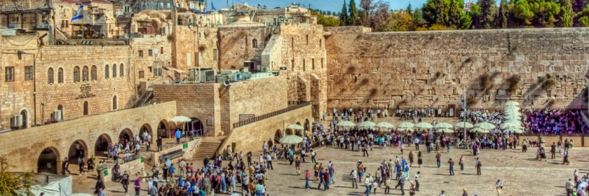 Wailing wall in Jerusalem Credit: Neil Howard/Flickr/Creative Commons