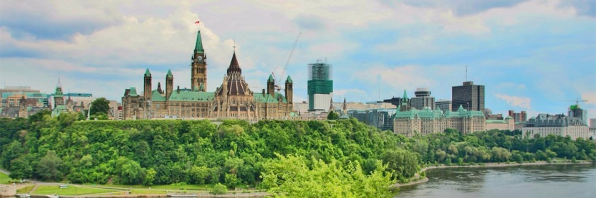 Canada's House of Commons in Ottawa Credit: Onasill~Bill Badzo/Flickr/Creative Commons