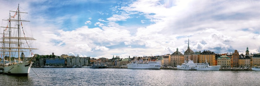 Stockholm, Sweden Credit: Pedro Szekely/Flickr/Creative Commons