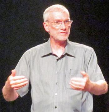 Ken Ham Credit: Acdixon/Wikipedia