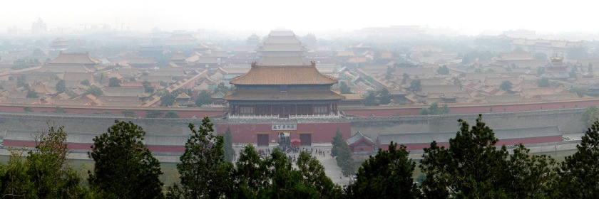 Beijing, China on a smoggy day Credit: Jesse Varnier/Flickr/Creative Commons