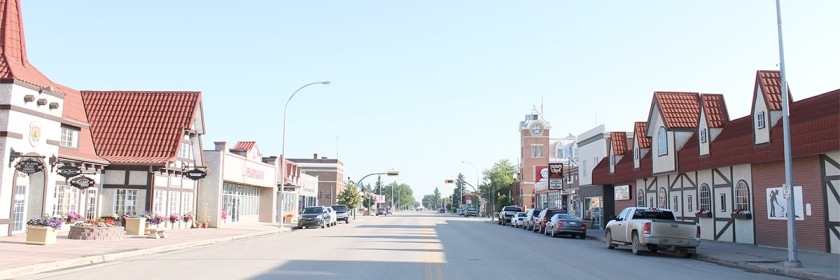 Humbolt's main street Credit: Monique Vezina/Wikipedia