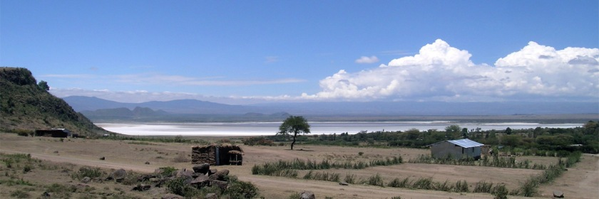 Lake Naivashu in Kenya's rift valley, a new continent in the making? Credit: Angela Sevin/Flickr/Creative Commons