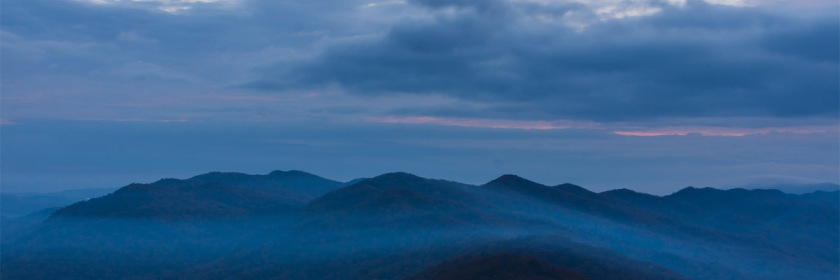 Hills of Tennessee, as seen from Tiprell, Cumberland Gap Credit: Don Sniegowski/Flickr/Creative Commons