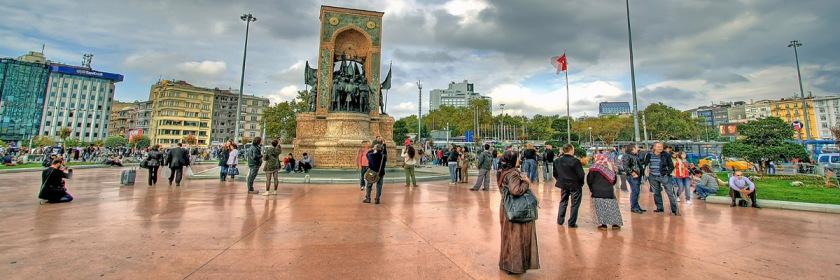 Istanbul, Turkey Credit: Mehmet Aktugan/Flickr/Creative Commons
