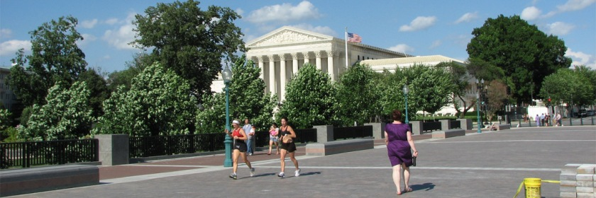 US Supreme Court in Washington, D.C. Credit: Keith Survell/Flickr/Creative Commons