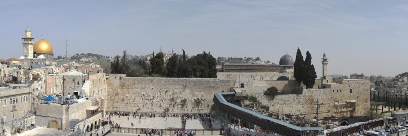 The Temple Mount Credit: Ben and Ash/Flickr/Creative Commons