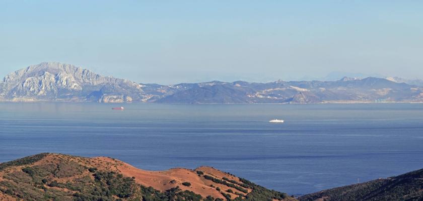 Gibraltar Crossing near the city of Tarshis Credit: Cubanito, Wikipedia