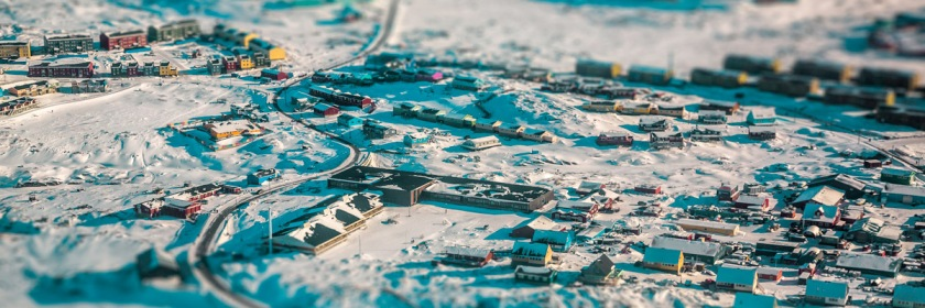 Ilulissat, Greenland Credit: Baron Reznik/Flickr/Creative Commons