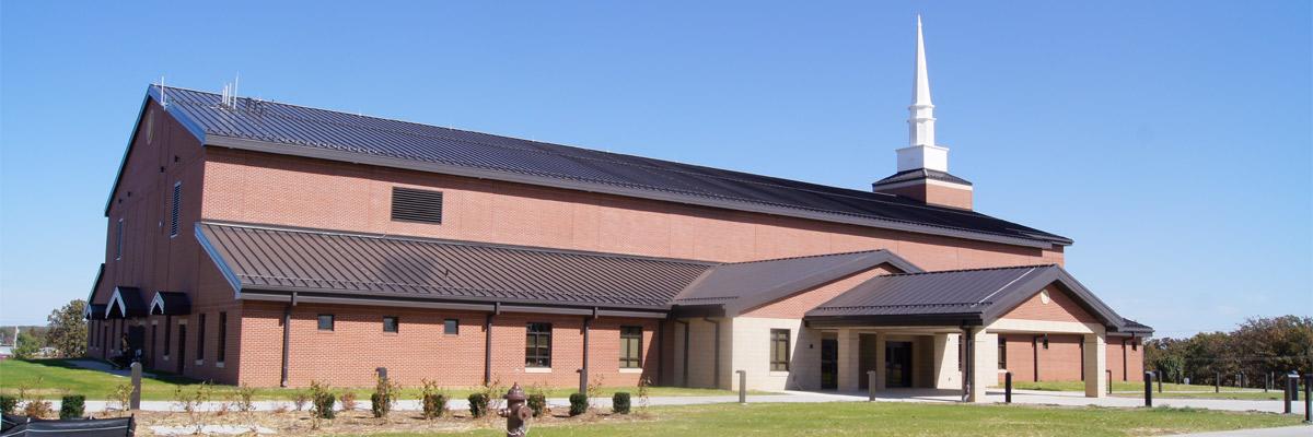The chapel of Fort Leonard Army Base in North Carolina Credit: Marti Yoshida/Wikipedia/Public Domain
