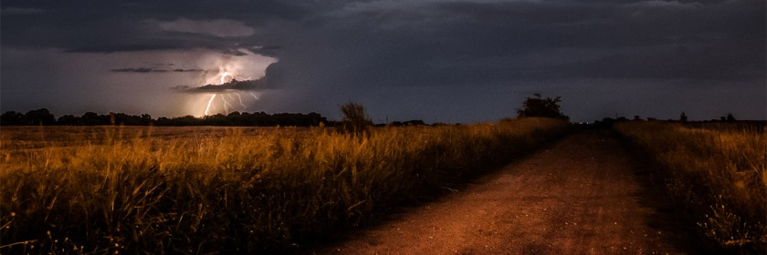 Storm near Parana, Argentina Credit: Emilio Kuffer/Flickr/Creative Commons