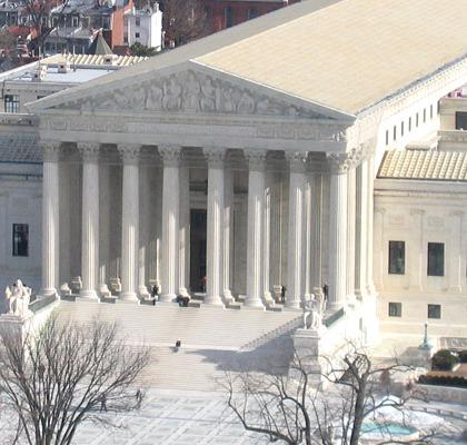 US Supreme Court, Washington, DC Credit: Matthew Buckley/Flickr/Creative Commons