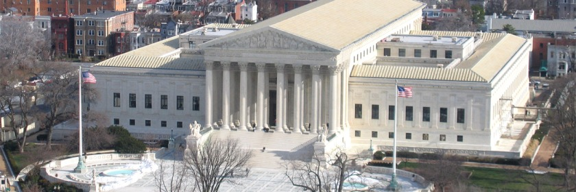 US Supreme Court, Washington, DC Credit: Matthew Buckley/Flickr/Creative Commons