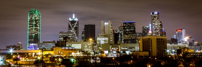 Dallas skyline Credit: jayRaz/Flickr/Creative Commons