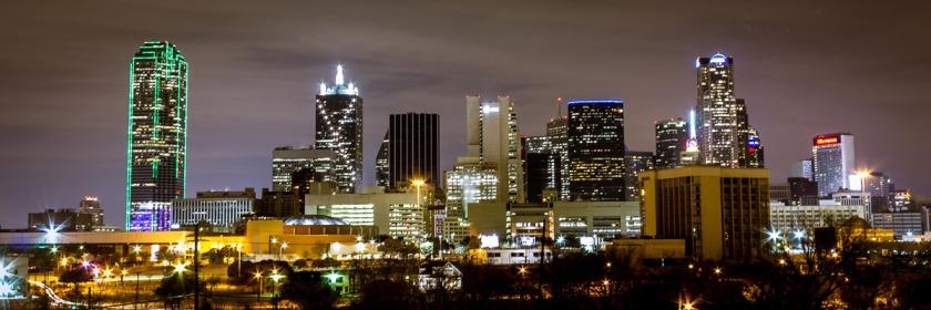 Dallas skyline Credit: jayRaz/Flickr/Creative Commons
