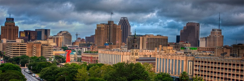 San Antonio, Texas Credit: Brandon Watts/Flickr/Creative Commons