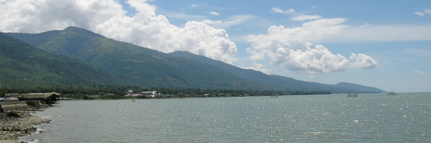 Palu Bay in Indonesia Credit: sulteng 022/Flickr/Wikipedia/Creative Commons