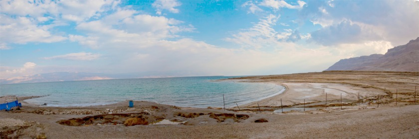 The Dead Sea Credit: Daniel Goodwin/Flickr/Creative Commons