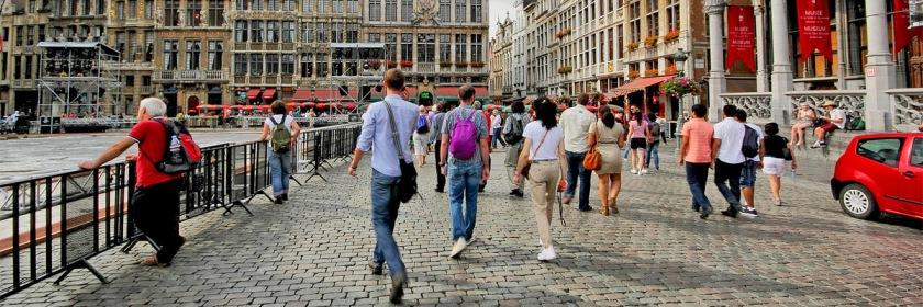 Brussels, Belgium Credit: Francisco Antunes/Flickr/Creative Commons