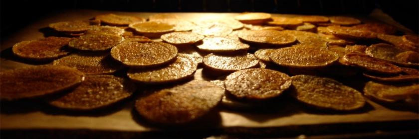 Making homemade chips Credit: mazaletel/Flickr/Creative Commons