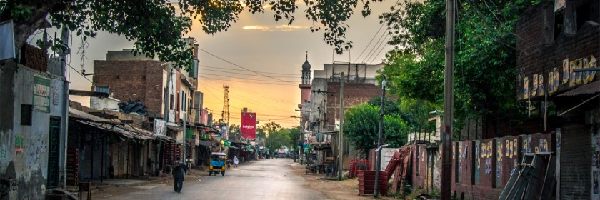 Lahore, Pakistan Credit: Dr Ranjha/Flickr/Creative Commons