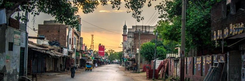 Lahore, Pakistan Credit: Dr Ranjha/Flickr/Creative Commons