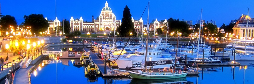 Victoria, BC Credit: Nick Kenrick/Flickr/Creative Commons