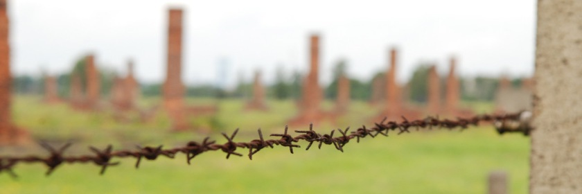 Auschwitz II, Birkenau Concentration Camp in Poland. Credit: Ian Mackenzier/Flickr/Creative Commons