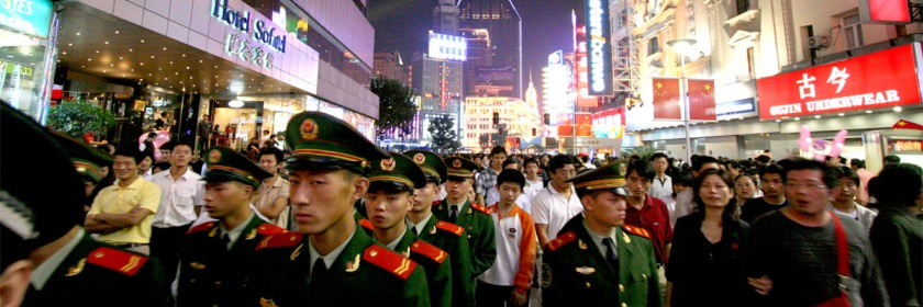 China's communist revival Credit: Jeroen Elfferich/Flickr/Creative Commons