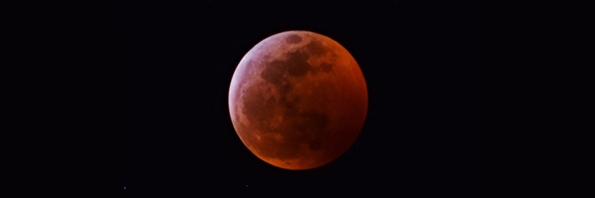 Photo of Super Wolf Blood Moon that took place of January 20, 2019 Credit: Larah McElroy/Flickr/Credit Commons