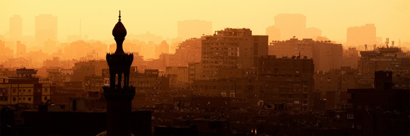 Cairo, Egypt where God speaks to Muslims through dreams Credit: Gwenael Plaser/Flickr/Creative Commons
