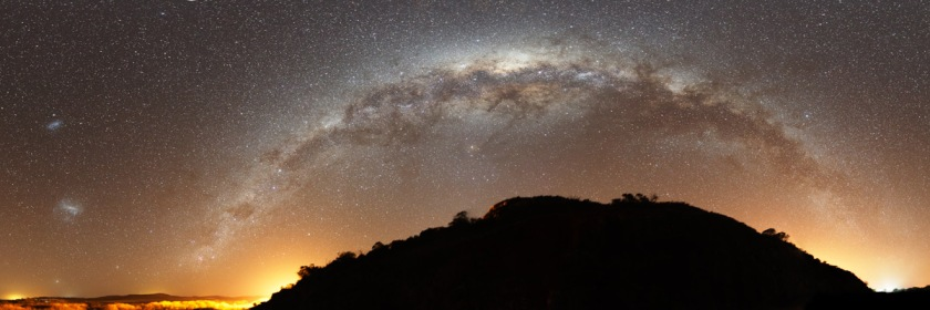 Photo of the Milky Way from Argentina Credit: Luis Argerich/Flickr/Creative Commons